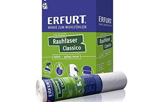 Erfurt Rauhfaser - Classico - Karton (6 Rollen)