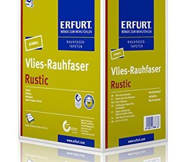 Erfurt Vlies Rauhfaser Rustic 12 Rollen 381x330 - Erfurt Vlies-Rauhfaser - Rustic, 12 Rollen