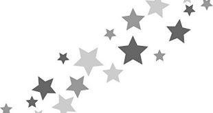 30 Stueck selbstklebende Sterne Autoaufkleber Tueraufkleber Fahrradaufkleber Wandtattoo tricolore grau anthrazit 310x165 - 30 Stück selbstklebende Sterne Autoaufkleber, Türaufkleber, Fahrradaufkleber, Wandtattoo tricolore-grau, anthrazit, Fensterdekoration Fensterbild/Fensteraufkleber für In- und Outdoor 62s1